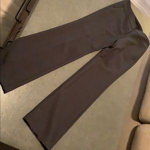Ann Taylor gray dress pants